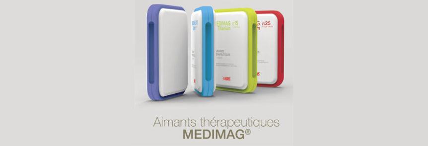 Aimants thérapeutiques Medimag